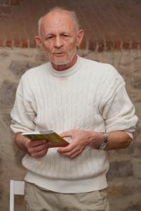 Eugen Evu, 2010, la Castelull Corvinilor. Foto: Remus Suciu