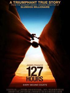 Afisul filmului 127 Hours