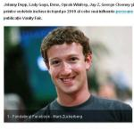 Mark Zukerberg, fondatorul Facebook - printscreen de pe mediafax.ro