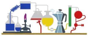 Asa îl sărăbătoreste Google pe nea Robert Bunsen, chimist
