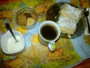 Întrebare repetată: Ce cafea poate fi mai cafea în această dimineaţă? FOTO: Călin Hera