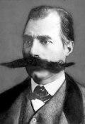 Panayot Hitov, revoluţionar bulgar, celebru pentru mustaţa care îl împiedica să lucreze în clandestinitate (presupun)