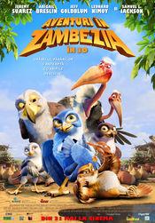 Afişul filmului Zambezia