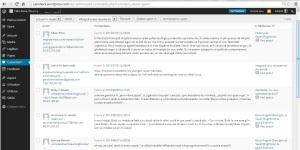 Câteva comentarii oprite   de programul anti-spam