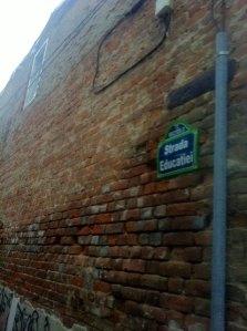 The Wall de Bucureşti. Foto: Dorina Rusu (via Facebook)