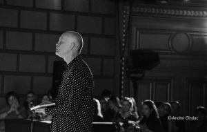 John Malkovich la Ateneul Român. Foto Andrei Gîndac