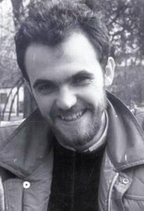 Aici aveam vreo 25 de ani şi o barbă de câteva săptămâni. Foto: Sorin Stanciu