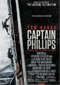 Afişul filmului Captain Phillips