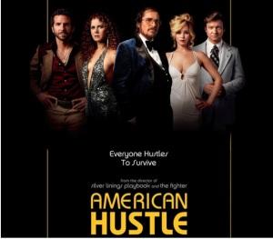 Afiş American Hustle