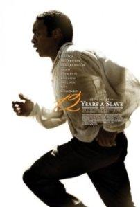 Afişul filmului 12 ani de sclavie (12 Years of Slave)