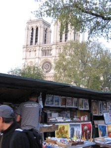 Vedere din Paris, primăvara. Foto: Călin Hera