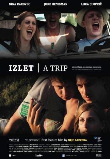 Afişul filmului Izlet/A Trip (Călătoria)