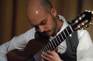 Yorgos Nousis a Institutul Cultural Român. Foto: Mihai Craofil / ICR