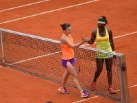 Simona Halep la Roland Garros. Foto: rolandgarros.com