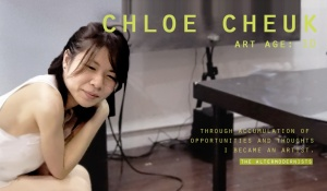 Chloe Cheuk pe Altermodernists