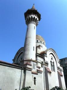 Moscheea Carol din Constanţa (mfc). Foto: Călin Hera