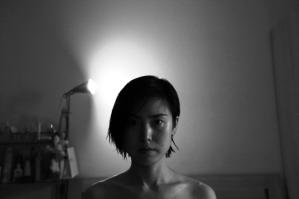 Shi Jiongwen, autoportret