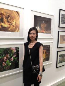 Artista chineză Shi Jiongwen