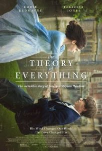 Afişul filmului The Theory of Everything. Sursa: imdb.com