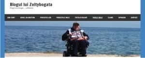Blogul lui Zolty din Bogata, judeţul Cluj