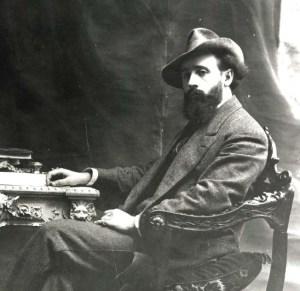 Jurnalistul francez Albert Londres (1884-1932). Sursa: freedomhouse.ro