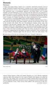 Printscreen al articolului scris de Alexandru Pătraşcu. Sursa: opera.co.uk via Despre Operă
