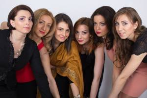 Echipa Academiei de traduceri. Sursa: Facebook