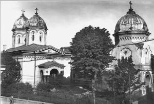Vedere din București. Biserica Sfânta Vineri Herasca. Sursa: bucurestiivechisinoi.ro