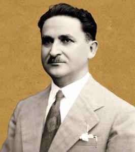 """Petre Georgescu-Delafraș, imagine de pe coperta celei de-a cincea ediții a cărții """"Cum am cucerit viața"""""""