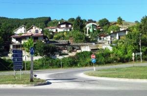 Vile în Balcic, la 5 minute de Castelul Reginei Maria. Foto cu telefonul: Călin Hera