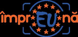 """Logo concurs de fotografie """"ÎmprEUnă"""""""