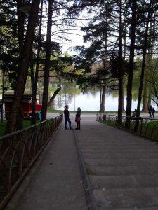 Vedere din București. Parcul IOR. Foto: Călin Hera