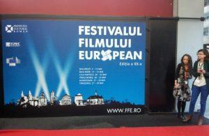 Vedere din București. Intrarea Cinema Pro la deschiderea Festivalului Filmului European 2016. Foto: Călin Hera