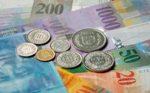 Franci elvețieni, monedă care a crescut ca Făt-frumos, ca scorul meciului România-Elveția