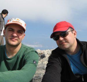Vedere din Olimp. Împreună cu fratele meu