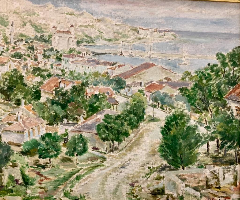 Constantin C. Constantinescu_Peisaj (1939)