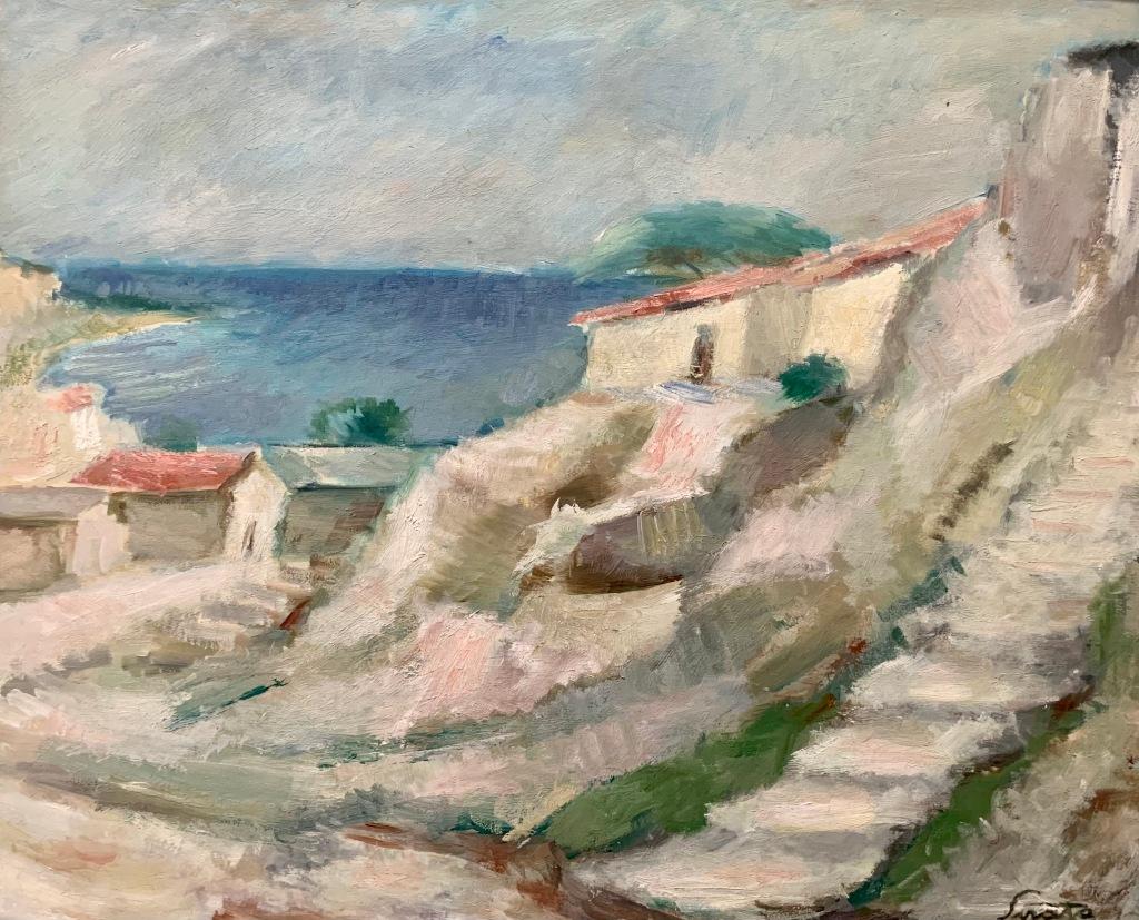 Francisc Șirato_Drum cotit (1934)