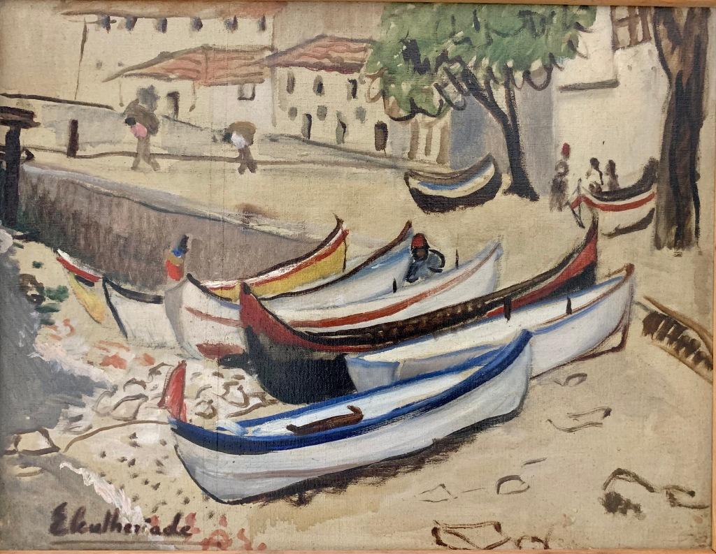 Micaela Eleutheriade_Bărci (1936)
