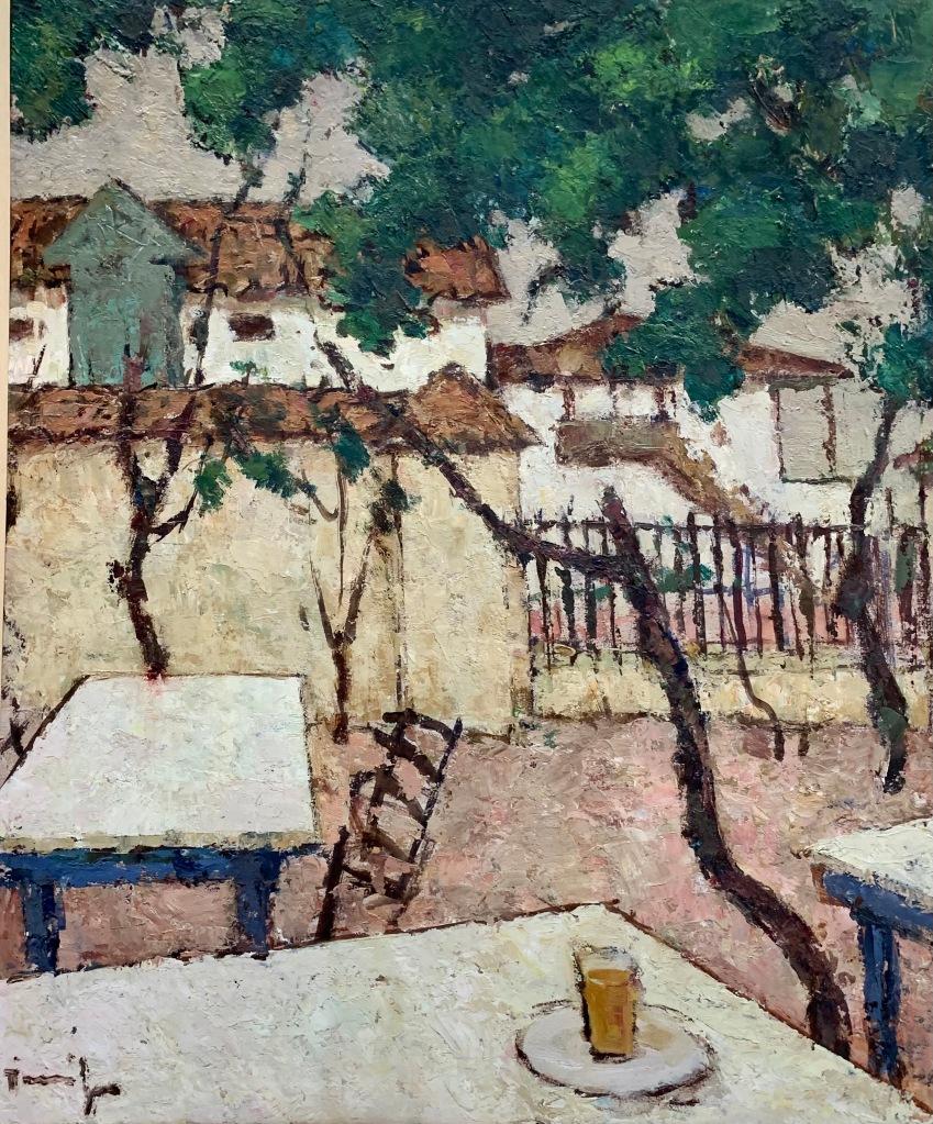 Nicolae Tonitza_Case la Balcic (1933-1934)